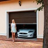 Секционные гаражные ворота Yett01S