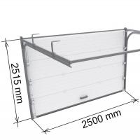 Секционные ворота RSD01S Compact №15