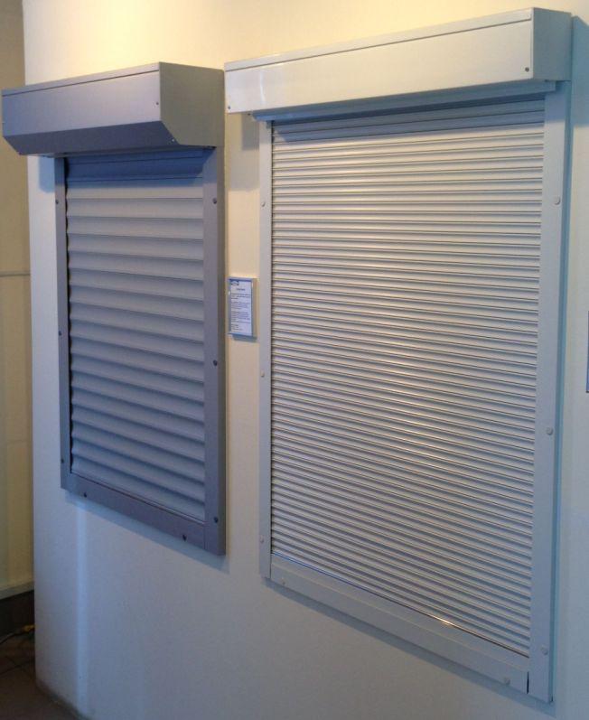 Рольставни и гаражные ворота в Рязани по цене от 9950 руб