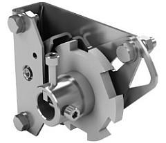 Устройство защиты от обрыва пружин. Гаражные ворота RSD02