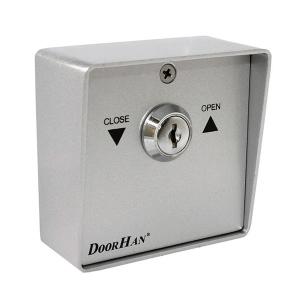 Выключатель металлический SWM Doorhan кнопка-ключ для рольставен